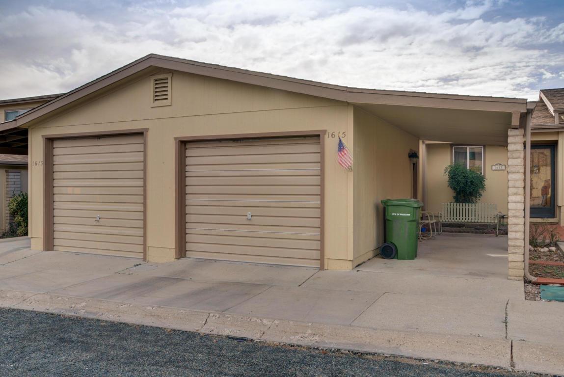 1615 Canada Crescent, Prescott, AZ 86303 – SOLD $115K!