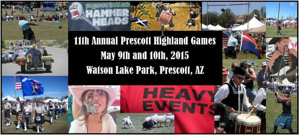 Prescott Highland Games