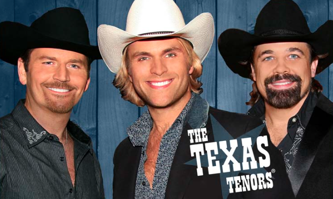 Texas Tenors Coming to Prescott
