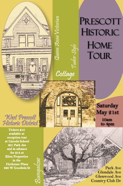 Prescott Historic Home Tour