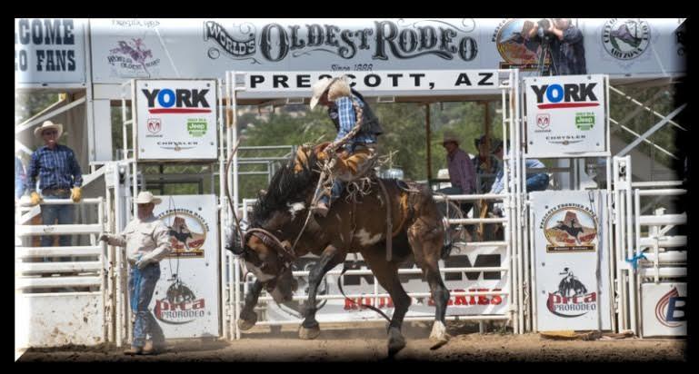 Prescott Rodeo Days