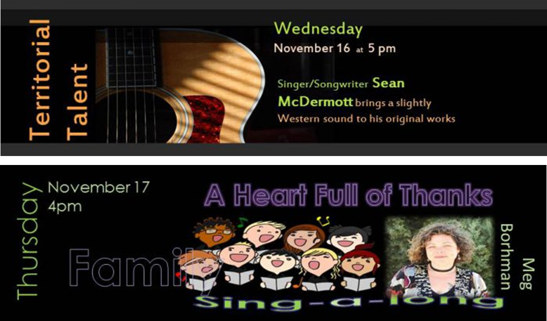 Fill You Life With Music This Week!
