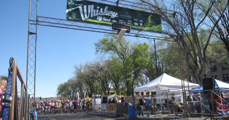 The Whiskey Off Road Happens April 28-30, 2017