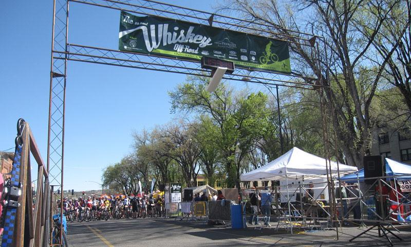 Join in the Whisky Off Road Race April 28-30!