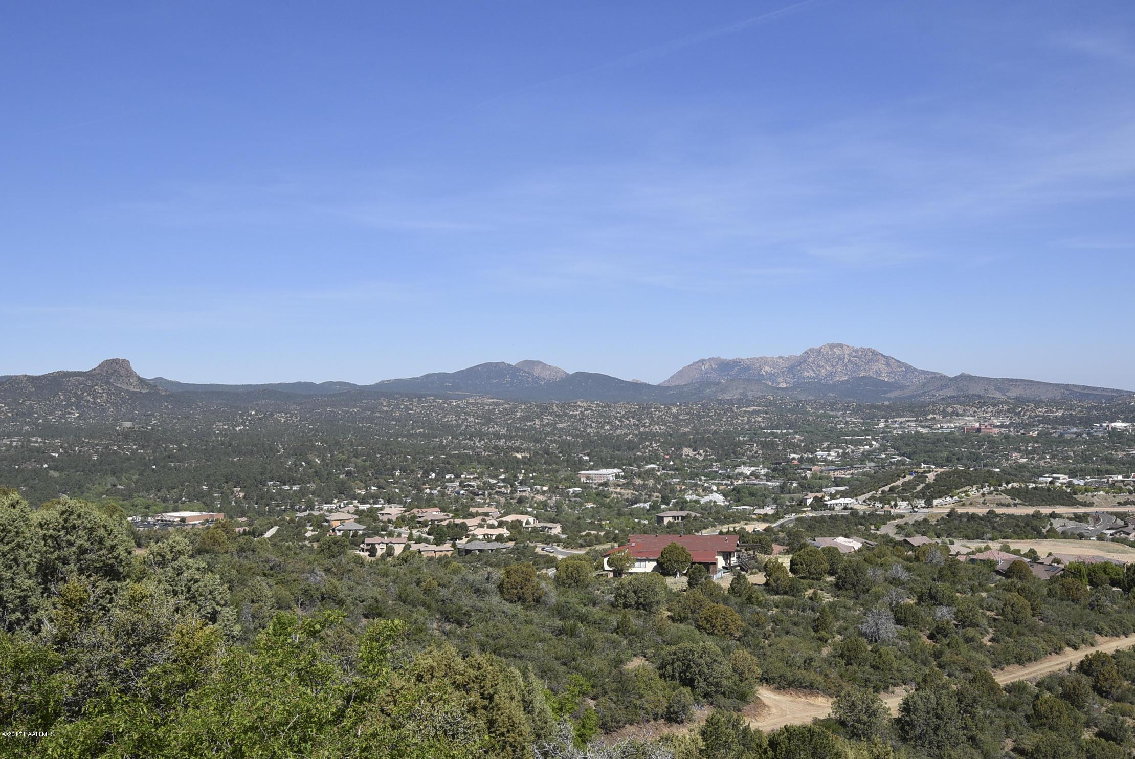 1 Off Upper Sky Terrace Drive, Prescott, AZ 86303 – PENDING