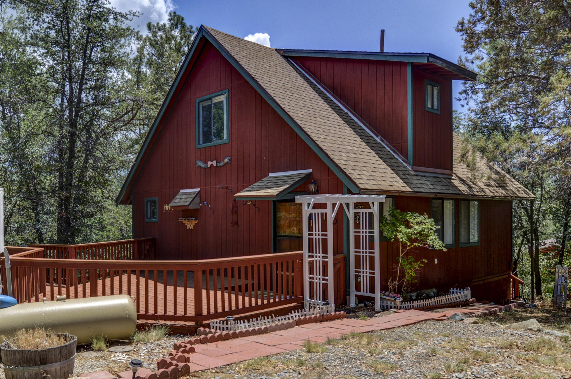 4891 S. Deer Trail, Prescott, AZ 86303