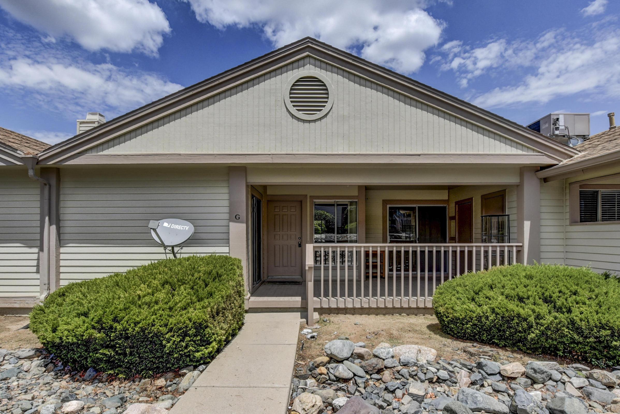 3080 Shoshone Place 9-G, Prescott, AZ 86301 – PENDING