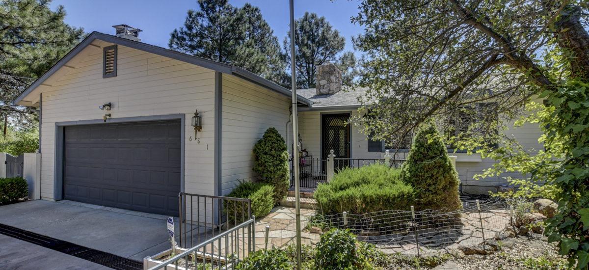 681 Rancho Vista, Prescott, AZ 86303 – PENDING