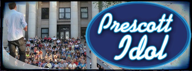8th Annual Prescott Idol Finale