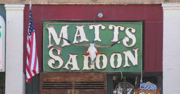 Trivia Night At Matt's Saloon
