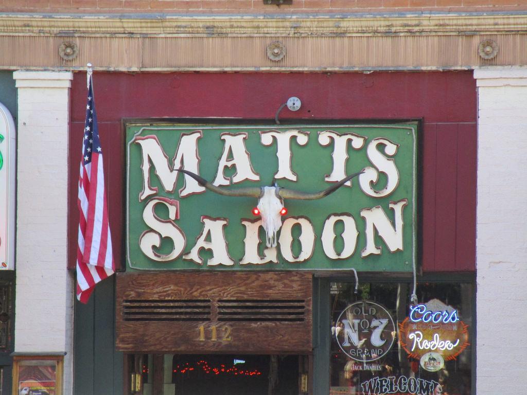 trivia, matt's saloon, Prescott, Arizona, AZ