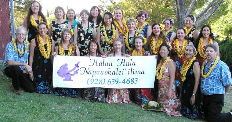 Halau Hula Napuaokalei' Ilima Annual Show & Fundraiser