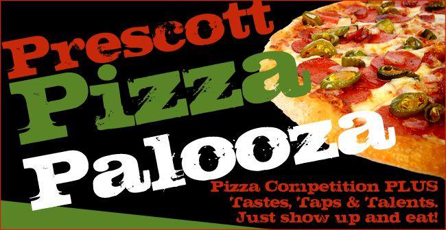pizza, palooza, competition, tasting, family, events, Prescott, AZ, Arizona, beer, soda, The Cody Anne Team, Cody Anne Yarnes