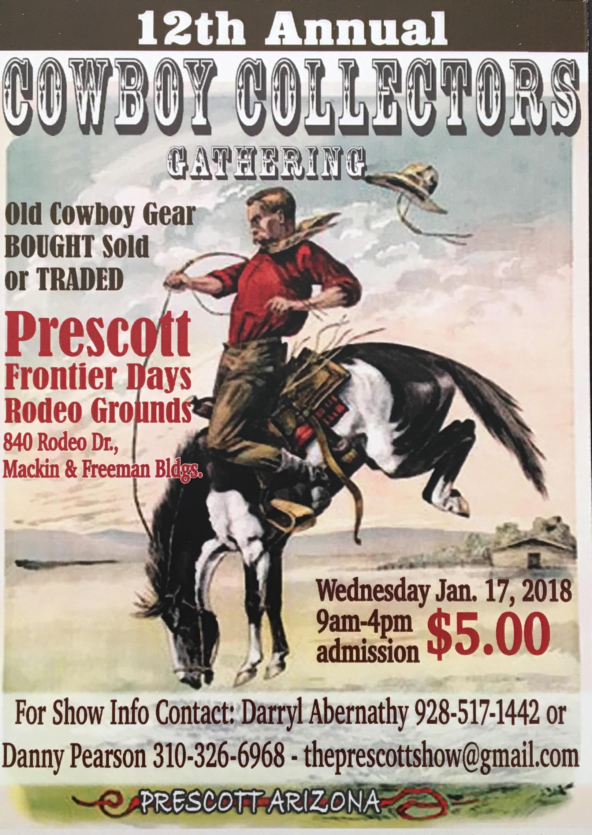 Cowboy Collectors Show