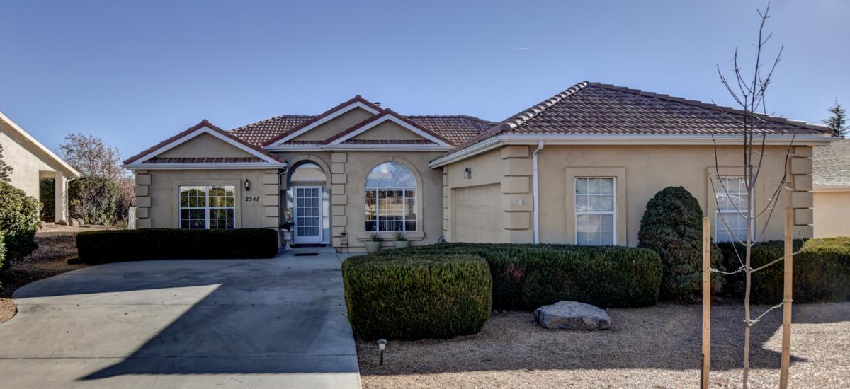 2547 Birchwood Cove, Prescott, AZ 86301 – PENDING