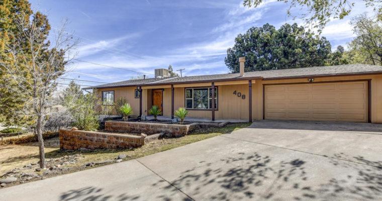 408 Webb Place, Prescott, AZ 86303