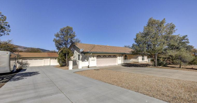 7980 N Fairoaks Drive, Prescott, AZ 86305
