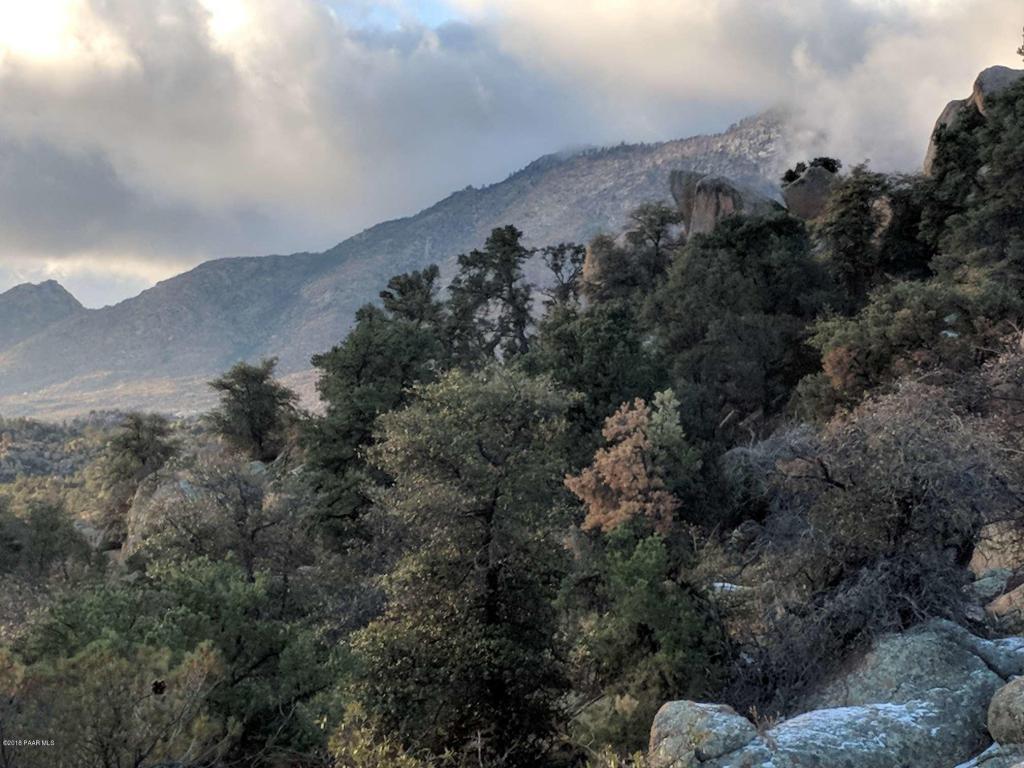 0 Cougar Canyon Road, Prescott, AZ 86305